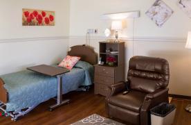 Plum Court Rehab Room