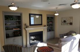 Memory Lane Living Area