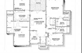 Wheatland B Floor Plan